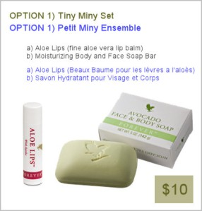 Option-Tiny-Miny-Set